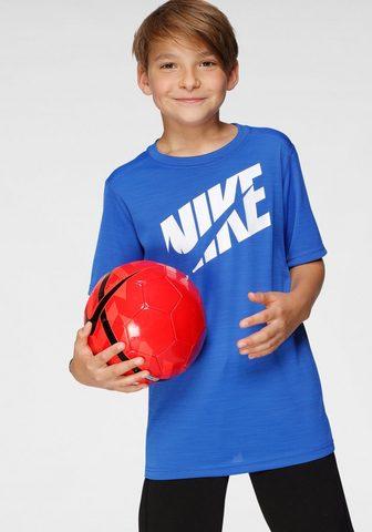 Nike Trainingsshirt »BOYS SHORT SLEEVE TRAI...