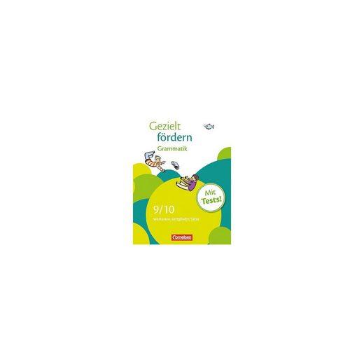 Cornelsen Verlag 9./10. Schuljahr, Grammatik