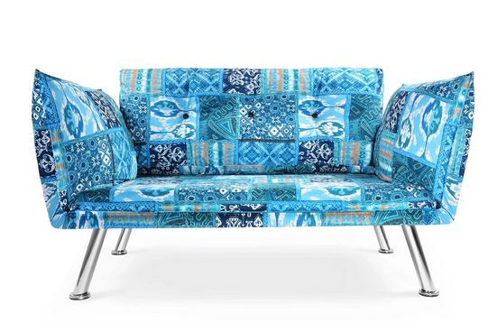 Easysitz 2-Sitzer »Schlafsofa Zweisitzer Couch«, Schlafsofa Zweisitzer Mehrere Farbvarianten