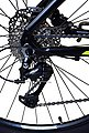SIGN Mountainbike, 27 Gang Shimano ACERA RD-T3000 Schaltwerk, Bild 7