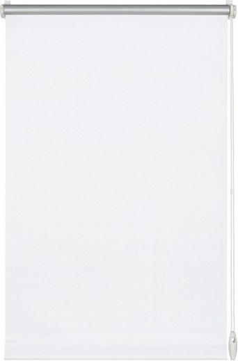 Seitenzugrollo »EASYFIX Rollo Thermo ENERGIESPAREND«, GARDINIA, verdunkelnd, ohne Bohren, höchste Lichtreflektion
