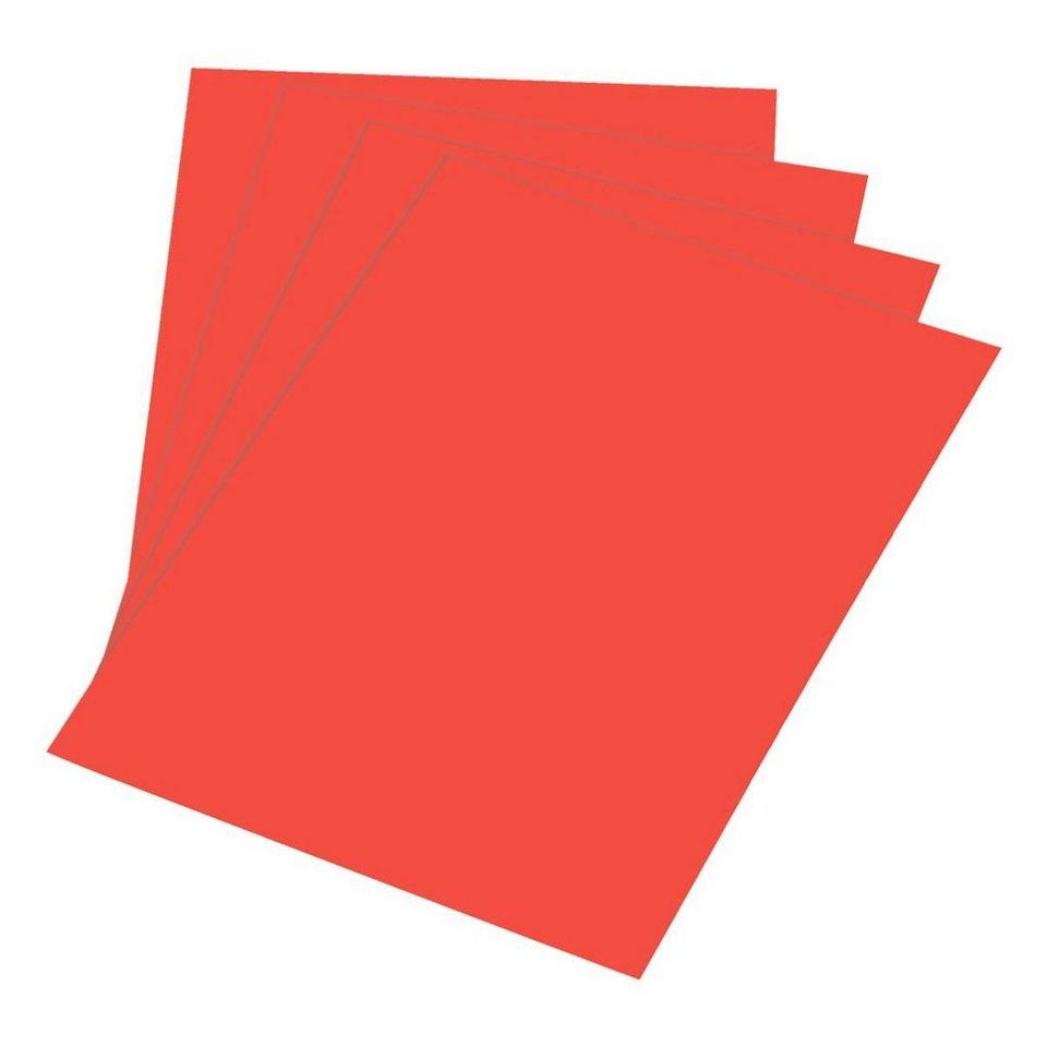OTTO Office Standard Einbanddeckel in rot