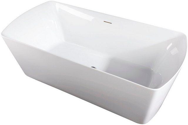 Badewannen und Whirlpools - Sanotechnik Badewanne »Orlando«, (4 tlg), B T H 180 85 61,5 cm  - Onlineshop OTTO