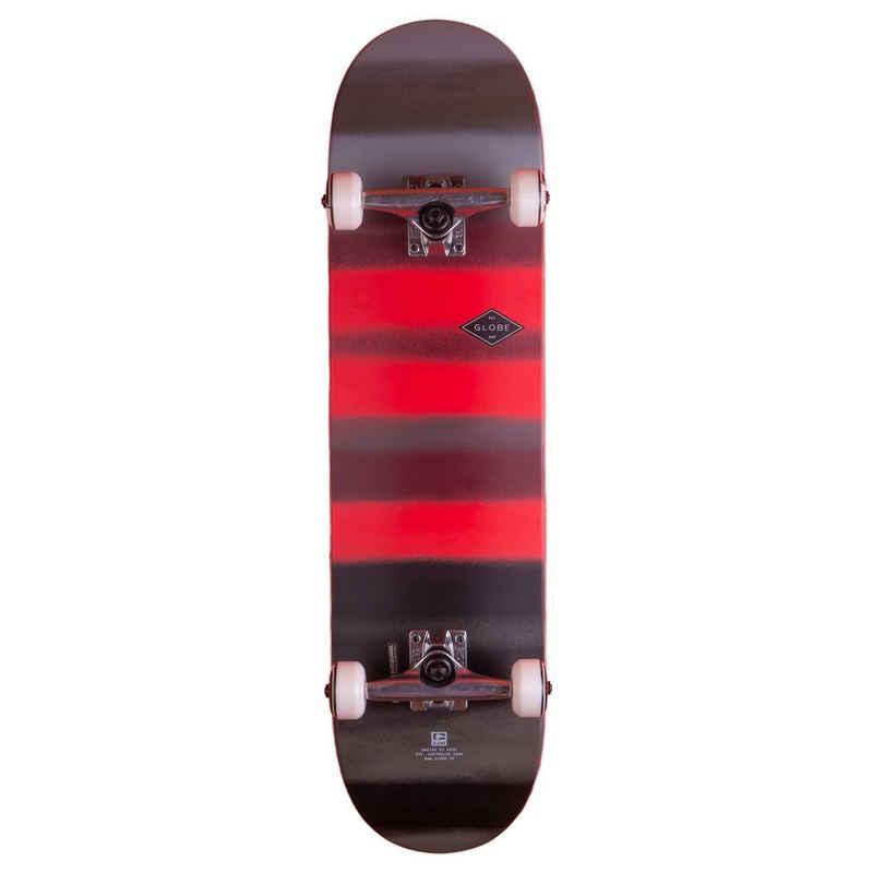 Globe Skateboard »G1 Full On 8.0' (charcoal chromantic)«