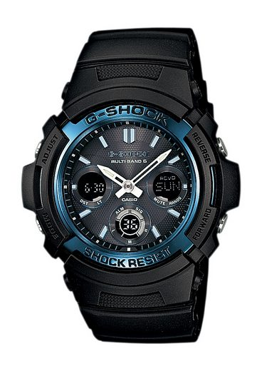 CASIO G-SHOCK Funkchronograph »AWG-M100A-1AER«