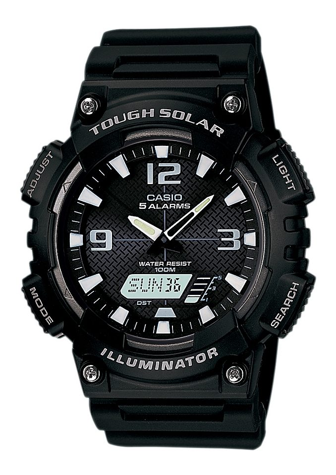 Casio Collection Chronograph »AQ-S810W-1BVEF«