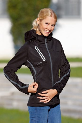 ERIMA Softshell Jacke Function Damen