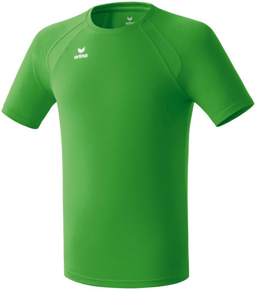 ERIMA Performance T-Shirt Herren | Bekleidung > Shirts > Sonstige Shirts | Grün | Polyester | Erima