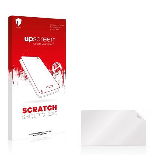 upscreen Schutzfolie »für Renault Clio Dynamique 2013 Infotainment System«, Folie Schutzfolie klar anti-scratch