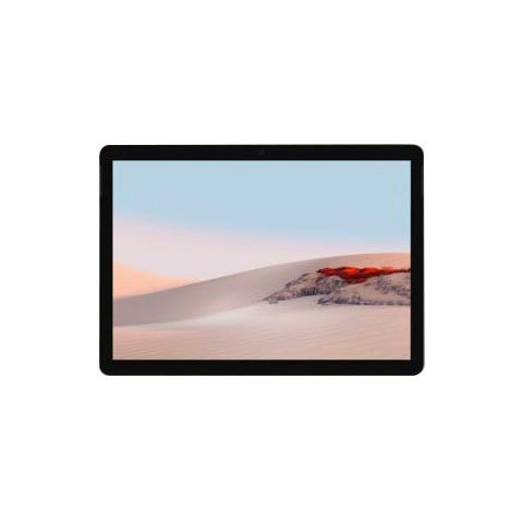 Microsoft Surface Go 2 Notebook (26,67 cm/10,5 Zoll, Intel Pentium Gold, UHD Graphics 615, - GB HDD, 128 GB SSD, inkl. Office-Anwendersoftware Microsoft 365 Single im Wert von 69 Euro)