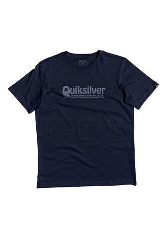 Quiksilver Marškinėliai su gobtuvu »New Slang«