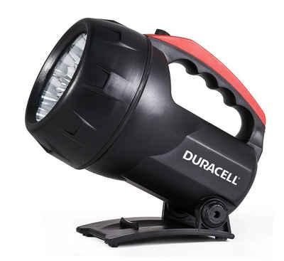 Duracell LED Taschenlampe, LED Handscheinwerfer inkl. Batterien FLN-20B Camping Taschenlampe wasserdicht Lampe Outdoor Suchscheinwerfer Boot - schwimmt auf Wasser