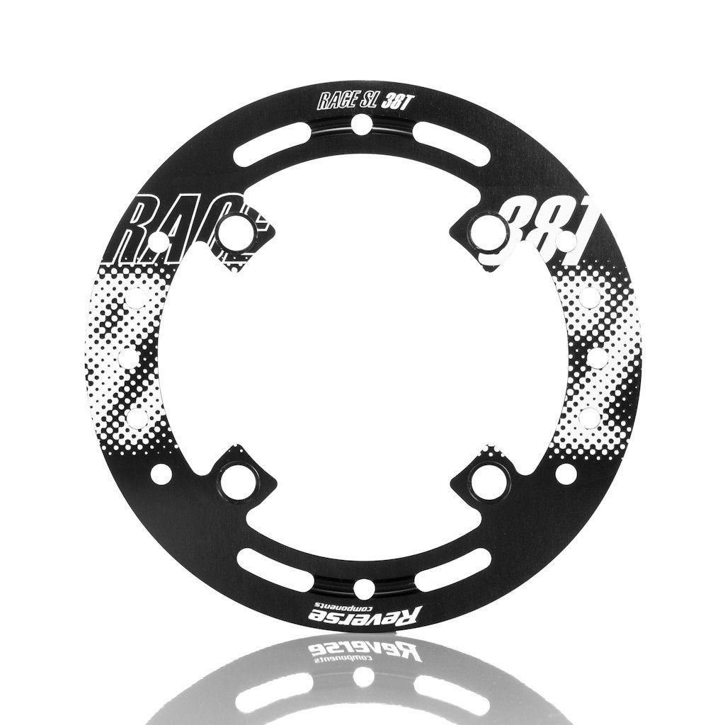Reverse Fahrrad Kettenführung »Race SL Bashguard 38T«