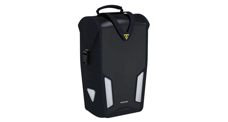 Topeak Gepäckträgertasche »Pannier DryBag DX schwarz«