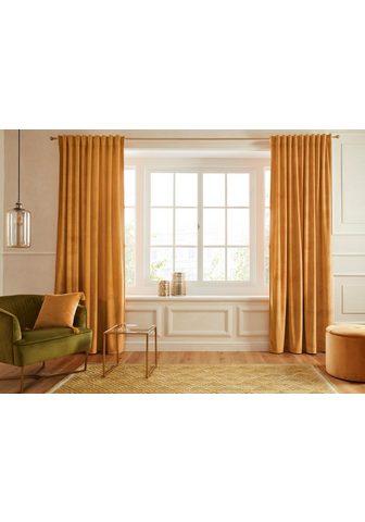 Guido Maria Kretschmer Home&Living Užuolaidos »SAMT« Guido Maria Kretschm...