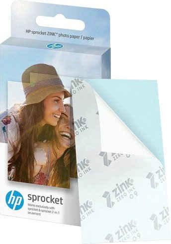 HP Fotopapier »HPIZ2X320 HP Sprocket«