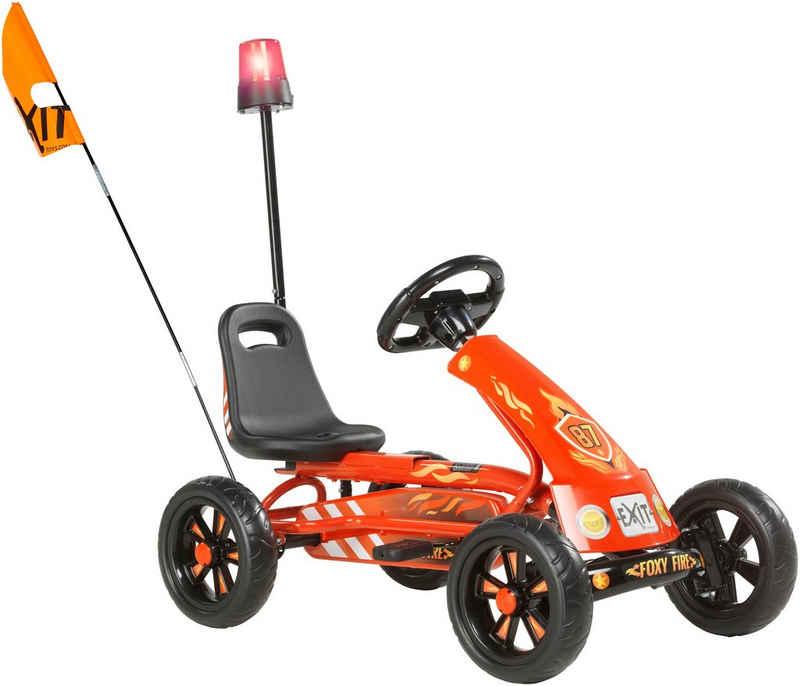 EXIT Go-Kart »Foxy Fire«, für Kinder von 2 bis 5 Jahre