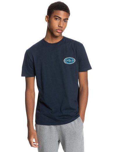 Quiksilver T-Shirt »Isle Of Stoke«
