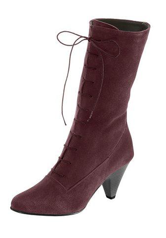 HEINE Suvarstomi ilgaauliai batai