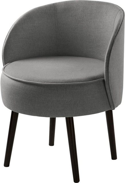 Fink Cocktailsessel »ELLIS«  mit runder Sitzfläche   Wohnzimmer > Sessel   Fink