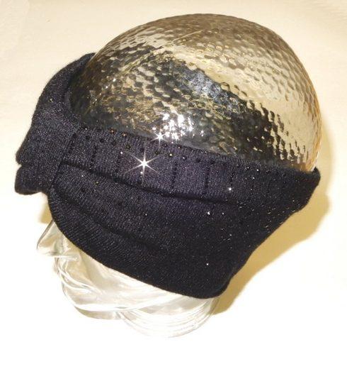 Chaplino Stirnband mit Strassapplikation