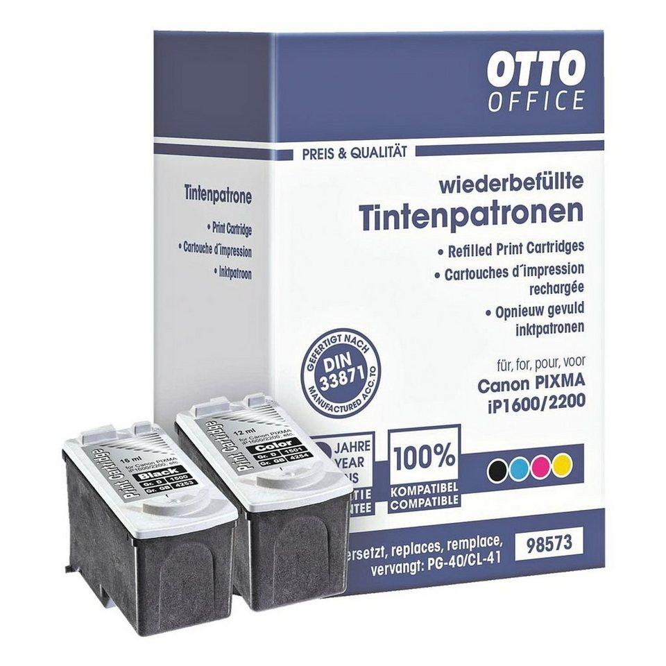 OTTO Office Standard Tintentank-Set ersetzt Canon »PG-40« & »C...