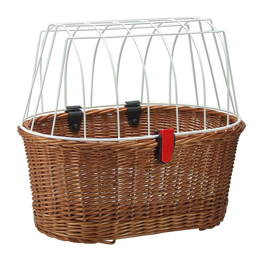 KlickFix Fahrradkorb »Doggy Basket Fix«
