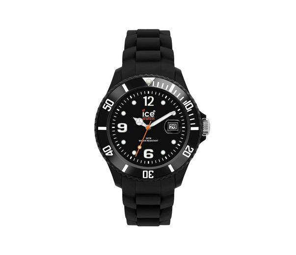 """Ice watch, Armbanduhr, """"SILI FOREVER Black Unisex, SI.BK.U.S.09 Sili Forever"""""""
