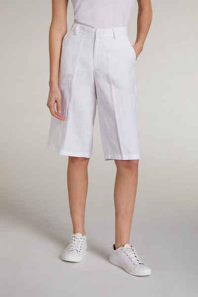 Oui Shorts »Bermuda Shorts aus Leinen«