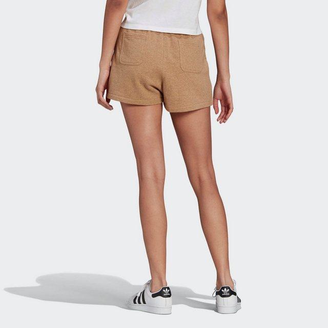 Hosen - adidas Originals Shorts »R.Y.V.« › braun  - Onlineshop OTTO