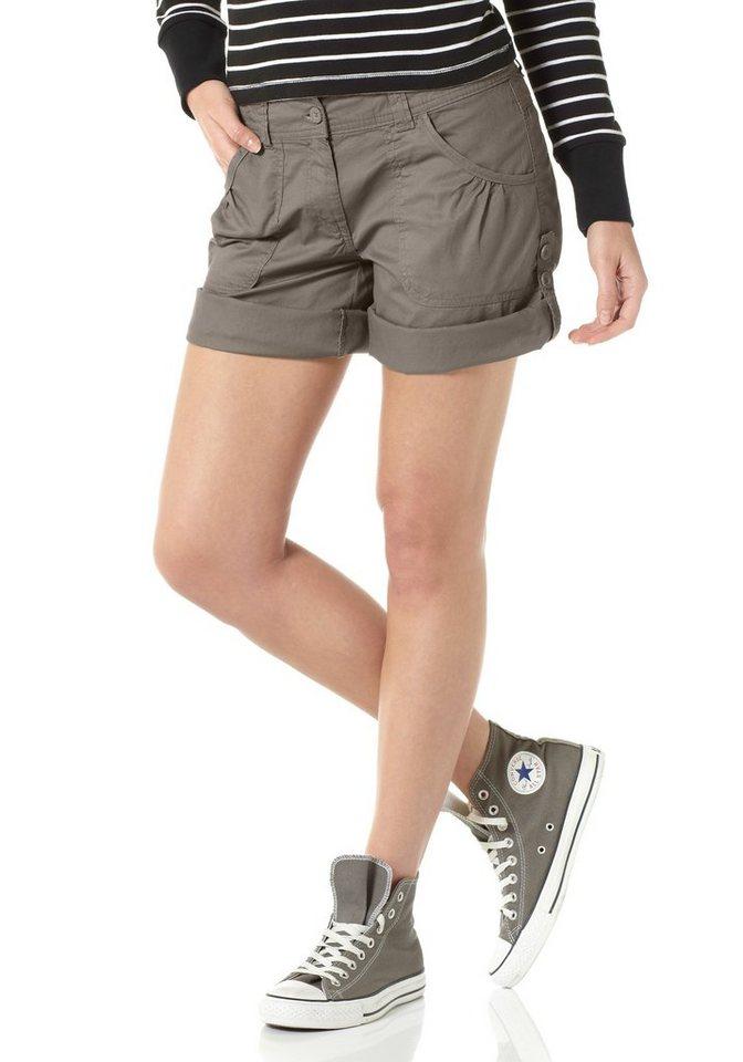 Flashlights Shorts in khaki