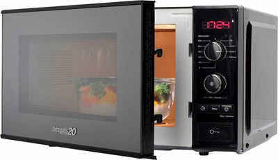 Hanseatic Mikrowelle 63147329, Grill, 20 l