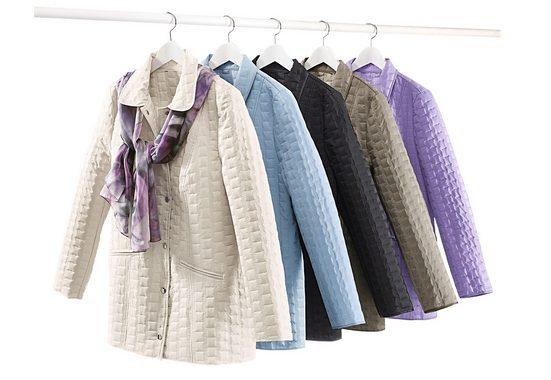 Classic Basics Jacke für kühle Sommertage