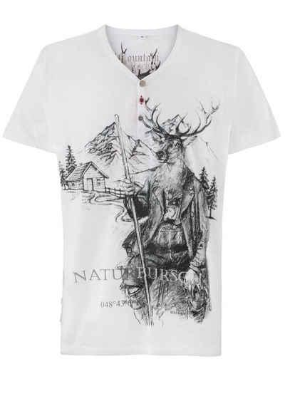 Stockerpoint T-Shirt »Naturbursch«