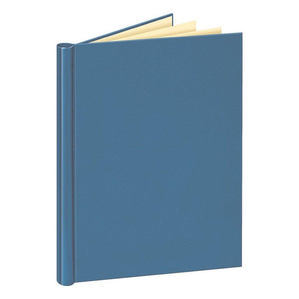Veloflex Klemmbinder in blau