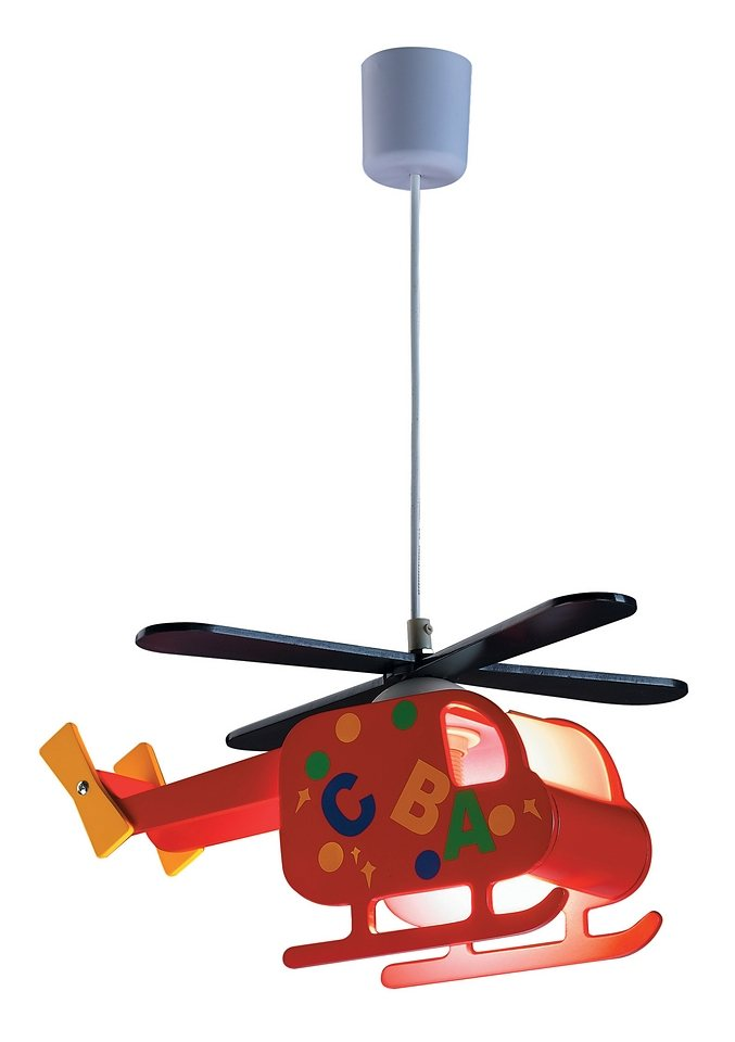 kinderlampe rabalux hubschrauber 1flg otto. Black Bedroom Furniture Sets. Home Design Ideas