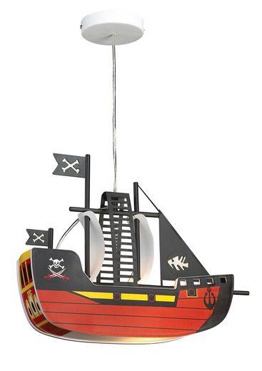 Rabalux Pendelleuchte »Piratenschiff«, Hängeleuchte, Hängelampe