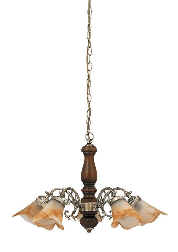 rabalux pendelleuchte rustic 5 flammig kaufen otto. Black Bedroom Furniture Sets. Home Design Ideas