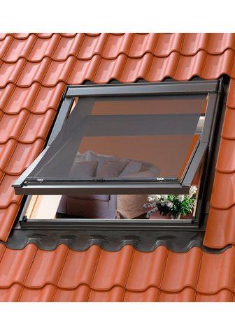 VELUX Dachfensterrollo blickdicht Hitzeschut...