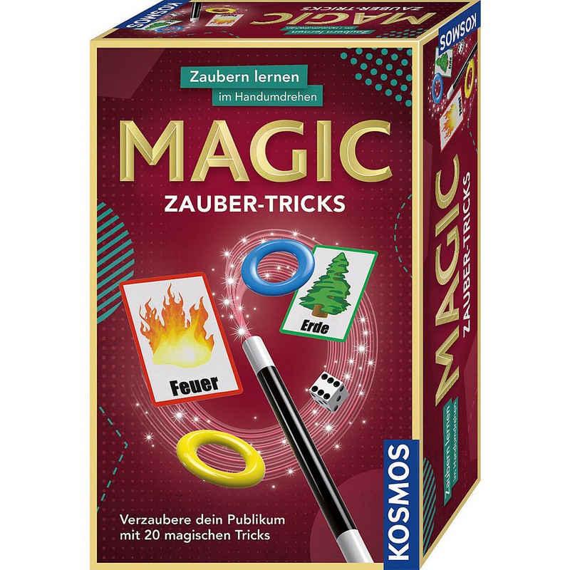 Kosmos Zauberkasten »Mitbringexperiment Zauber-Tricks«