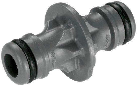 GARDENA Schlauchverbinder »Kupplung, 0931-50«, Übergang von 19 mm (3/4)- auf 13 mm (1/2)-Schläuche