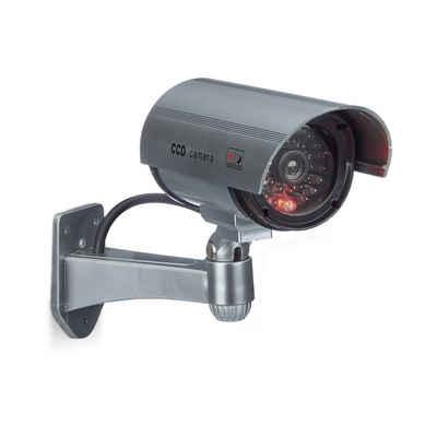 relaxdays »Dummy Kamera« Überwachungskamera Attrappe