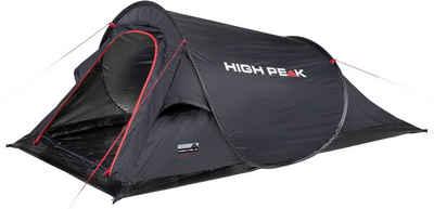 High Peak Wurfzelt »Pop up Zelt Campo«, Personen: 2 (mit Transporttasche)