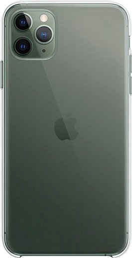 Apple Smartphone-Hülle »iPhone 11 Pro Max Clear Case« iPhone 11 Pro Max