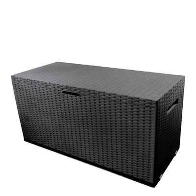 Multistore 2002 Auflagenbox »Auflagenbox 'Nizza' mit Deckel 350 Liter / 120x52x60cm«