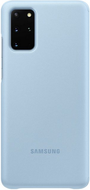 Samsung Smartphone-Hülle Clear View Cover EF-ZG985 Galaxy S20