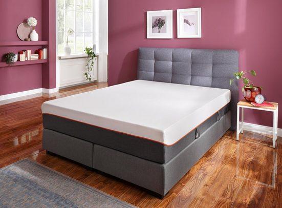 Komfortschaummatratze »Cooper«, SonnCo, 28 cm hoch, Mit perfekter Druckentlastung durch 4cm hohen latexähnlichen Weichschaum auf der Oberseite. Ideal für alle, die gerne weich schlafen