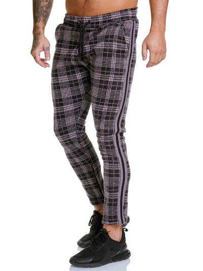 OneRedox Jogginghose »JGH-13109« (Sporthose Trainingshose Sweatpants, 1-tlg., im modischem Design) Fitness Freizeit Casual