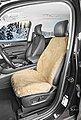 WALSER Autositzbezug »Shauna «, Doppelkappenfell aus Lammfell, Bild 3