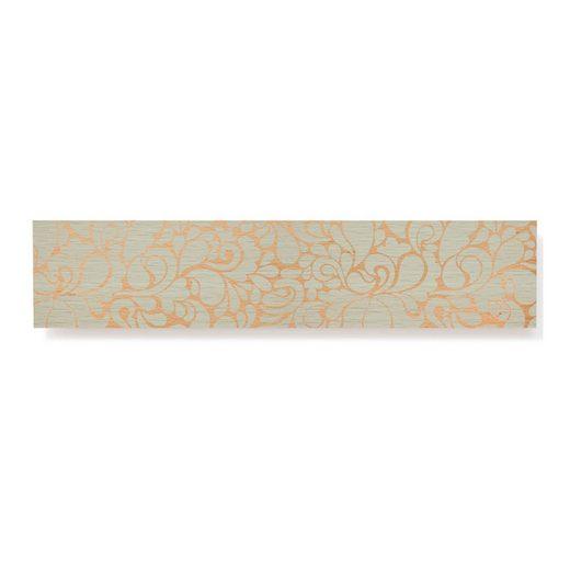 Remember Schlüsselbrett »Remember Holz Magnet Schlüsselbord Florina 41 x 9 x 1,5 cm«